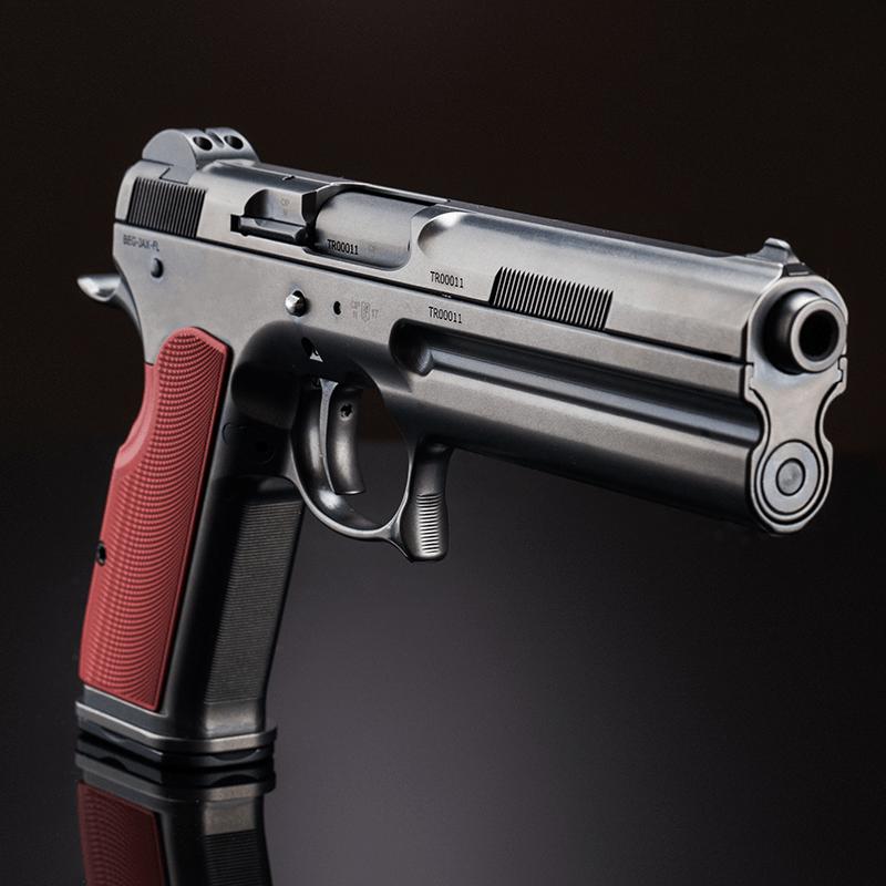 Die Fieldpistol von Danube Arms -Schusswaffe