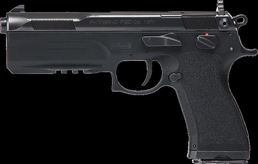 FK Bnro PSD Multicaliber Pistol 7,5 FK